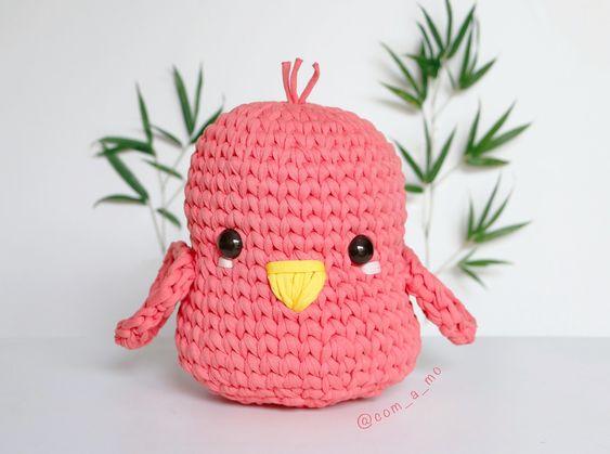 Crocheted door weight