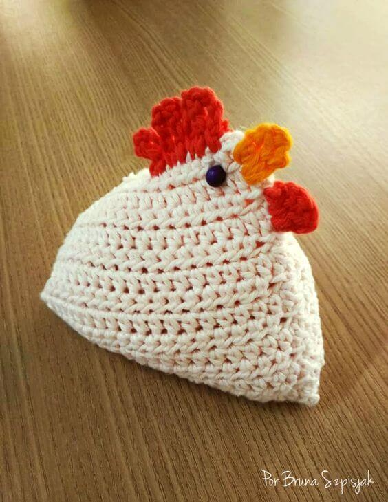 Crochet door weight for kitchen