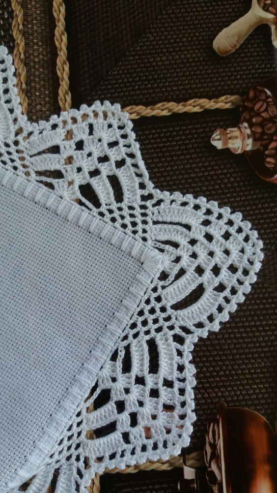 White Crochet Beak