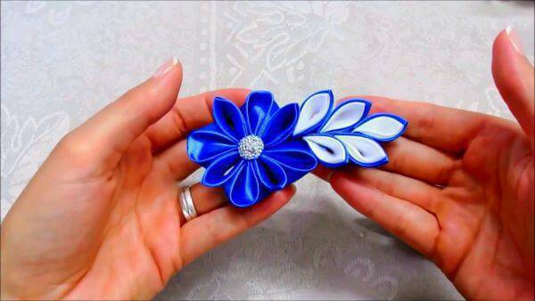 Blue flowers to use in home decor