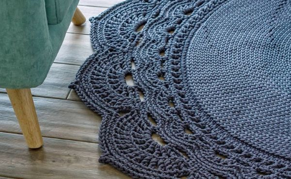 Crochet crochet nozzle