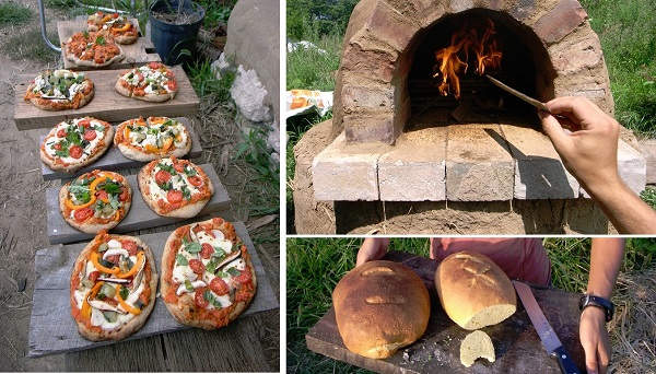 How to build a wood oven step by step