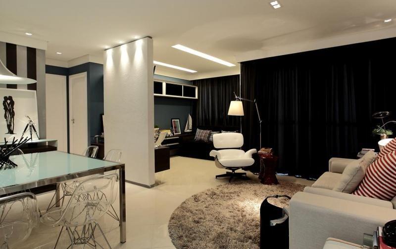 medusa rug - shag rug for living room