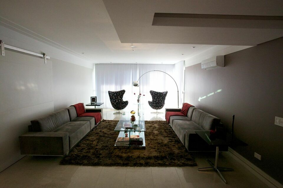 medusa rug - brown shaggy living room rug