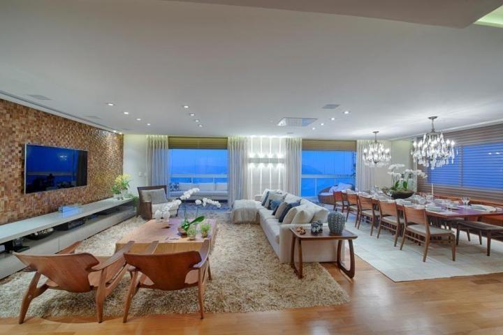 medusa rug - living room with shag rug