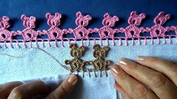 Crochet teddy bear pattern Photo by Artes da Cata