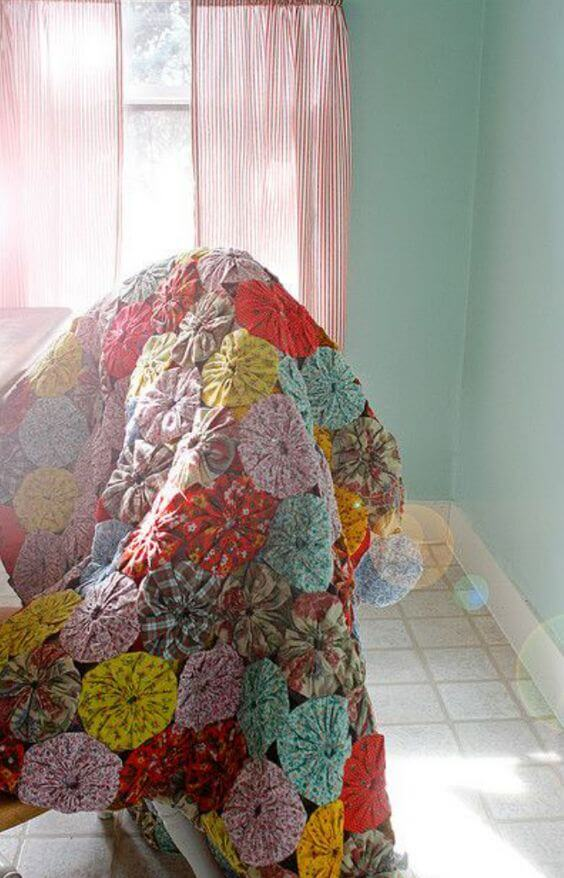How to make quilt