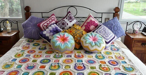 Crafts in general crochet quilts