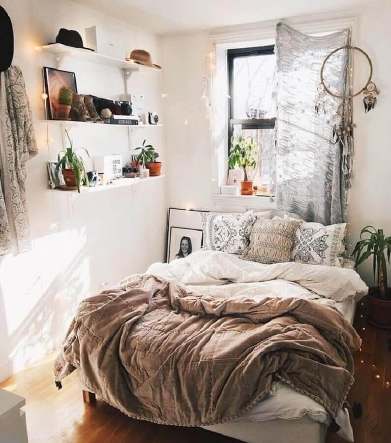 decoração para quarto boho com filtro dos sonhos Foto Boho Destiny