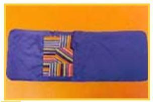 How to make a fabric bag - Step 2