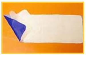 How to make a fabric bag - Step 3
