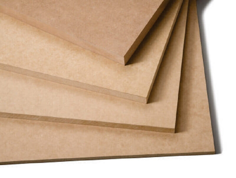 how to paint raw MDF