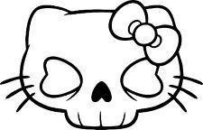 Skulls to colour - Step 6