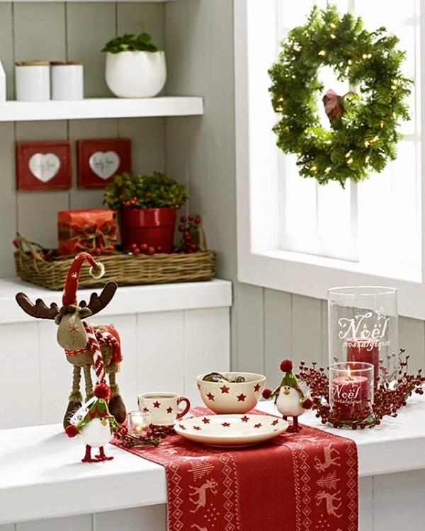 How to make Christmas decorations - Home